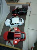 Used Bundle offer 3pcs music car toy for baby in Dubai, UAE