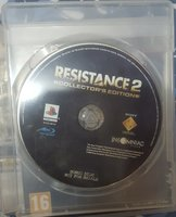 Used Resistance 2 in Collecters Edition PS3 in Dubai, UAE