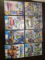 Used Sims pc games in Dubai, UAE