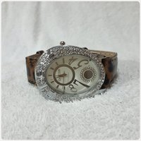Brown CARTIER watch