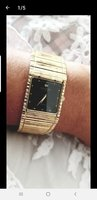 Authentic Raymond Weil 18k Gold plated