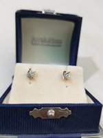 Used 18K White Gold & Diamond Earrings in Dubai, UAE