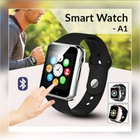 Used New black smart watch in Dubai, UAE