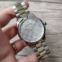 Used GUCCI G-timeless watch 38mm new in Dubai, UAE
