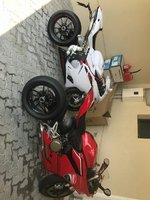 Used Ducati Panigale - Mint Condition in Dubai, UAE