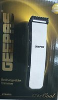 Used Geepas rechargeable trimmer in Dubai, UAE
