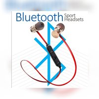 Used Nice red bluetooth K9 headset in Dubai, UAE