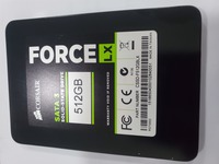 Used 512GB Corsair Force LX Series SSD HDD  2 in Dubai, UAE
