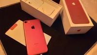 Used iPhone 7 (128 GB Red Limited Edition) in Dubai, UAE