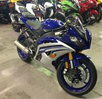 Used 2016 Yamaha YZF R6 in Dubai, UAE