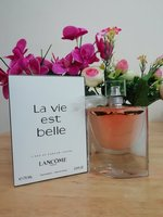 Used Lancome Lavie est belle women parfum in Dubai, UAE