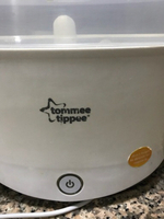 Used Tommee tippee bottle sterilizer. Used. in Dubai, UAE