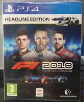 Used PS4 F1 2018 in Dubai, UAE