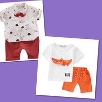 Used PatPat Toddler Sets/ 2-3 yrs in Dubai, UAE