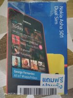 Used Brand new Nokia Asha 501 and Ram 8 gb in Dubai, UAE