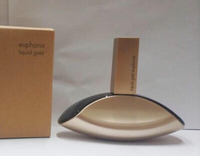 Used Calvin Klein Euphoria liquid gold tester in Dubai, UAE