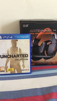 Used Headset Bundle with Uncharted collection in Dubai, UAE