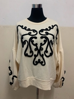 Used Zara sweater with detail in Dubai, UAE