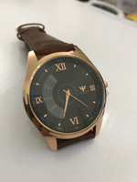Used Original Leather strap watch in Dubai, UAE