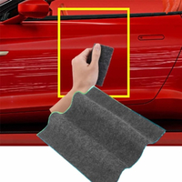 Used 4pcs car scratch repair cloth  in Dubai, UAE