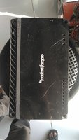 Used Rockford Fosgate 4Channel Amplifier in Dubai, UAE