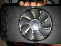 Used Xfx radion r7 grafix card 2 gb ddr5 in Dubai, UAE