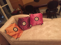 Used  silk cushion covers in Dubai, UAE