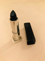 Used Maybelline rouge Gunmetal 05,black color in Dubai, UAE