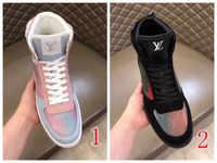 Used Louis Vuitton shoes in Dubai, UAE