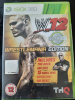 Used Xbox 360 WWE 12 Premium Edition in Dubai, UAE