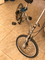 Used folding bicycle in Dubai, UAE