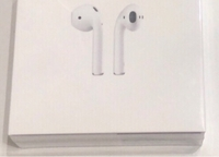 Used Apple AirPods with charging case in Dubai, UAE