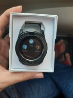 Used SmartWatch iQ11(Sim suported)in Gold Clr in Dubai, UAE