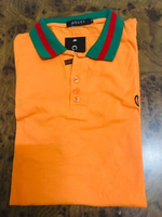 Used Gucci inspired Polo shirt -Medium 💙 in Dubai, UAE