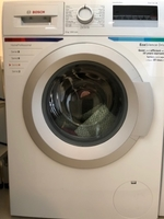 Used Bosch washing machine in Dubai, UAE