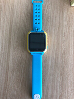 Used Smart watch with GPS tracker - Blue in Dubai, UAE