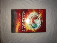 Used ALLEGIANT BY VERONICA ROTH in Dubai, UAE