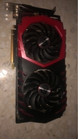 Used MSI GTX 1060 6GB used for 4 months  in Dubai, UAE