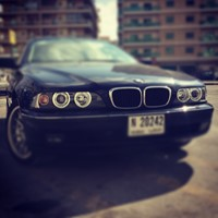 Used BMW 540i in Dubai, UAE