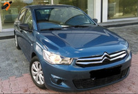Used Citroen C-elysee in Dubai, UAE