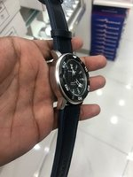Used Mens leather watch in Dubai, UAE