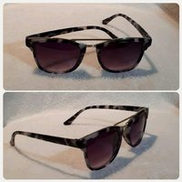 Pios black sungglass for Women