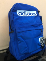 Used Adidas Blue Backpack in Dubai, UAE