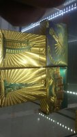 Used Gold plated playing cards 4ps Bandle pak in Dubai, UAE