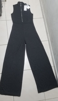 Used Stradivarius grey Jumpsuit. Size M in Dubai, UAE