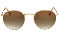 Used Ray Ban Sunglasses Brown in Dubai, UAE