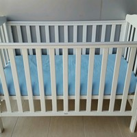 Used Mothercare Sparingly Used Baby Bed With New Mattress in Dubai, UAE