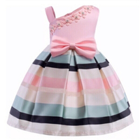 Patpat Flower Prom Dress Size 4-5 years