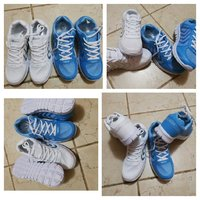 Used 2 pairs of new sport shoes in Dubai, UAE