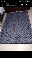 Used Grey carpet Home Centre in Dubai, UAE